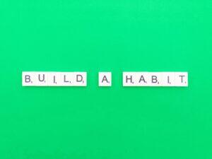 Nudging tot goede gewoonte