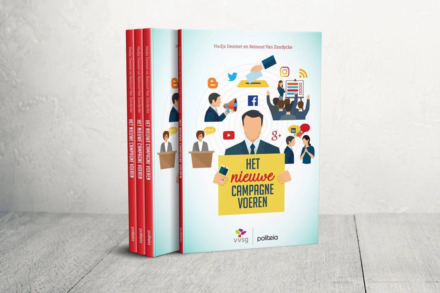 Boek- Het Nieuwe Campagne Voeren - Exposure