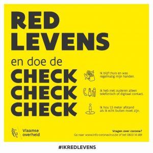 Nudging in campagne Vlaamse overheid #ikredlevens