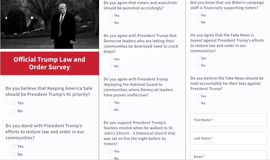 Vragenlijsten in functie van politieke marketing