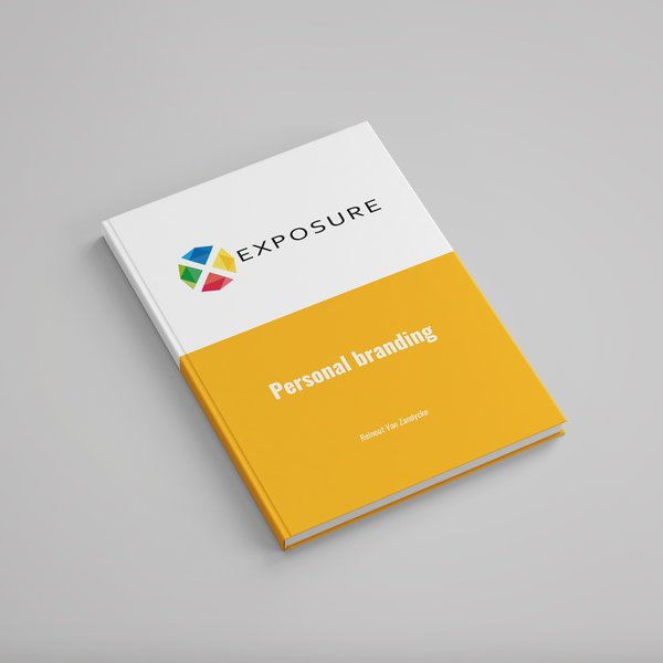 E-book personal branding