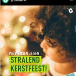 Politieke marketing en Instagram tijdens kerst